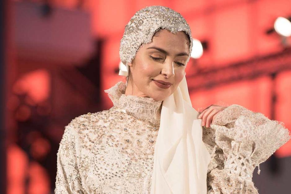 Weg van de clichés op Modest Fashion Week: 'Deze stijl is niet enkel voor religieuze vrouwen'