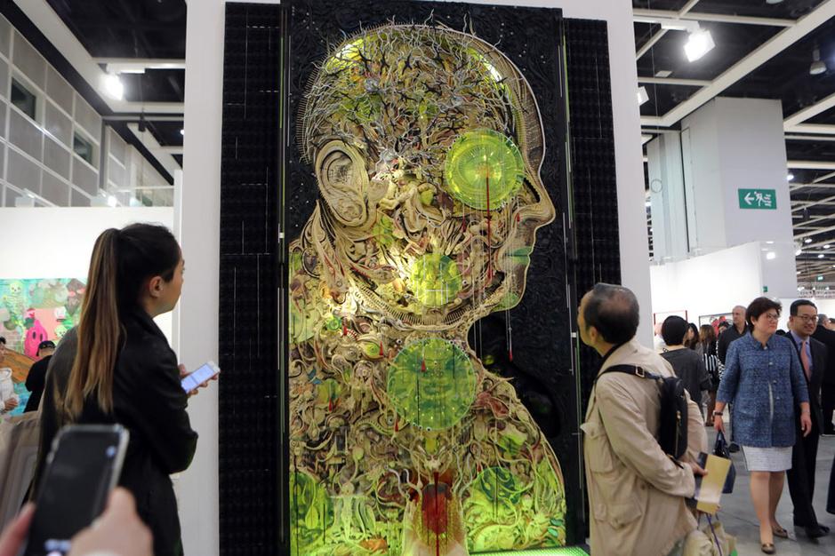 Galeries en kunstbeurzen na corona: 'Kunst blijft een peoplebusiness'