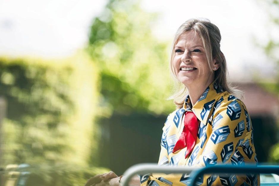 Birgit Conix wordt financieel directeur van Zwitsers bedrijf Sonova