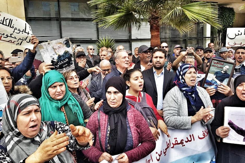 Vrouwen op de barricaden in de Marokkaanse Rif: 'Begin van een stille revolutie'