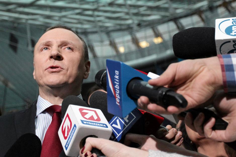 Poolse openbare omroep: schrikbeeld voor VRT?