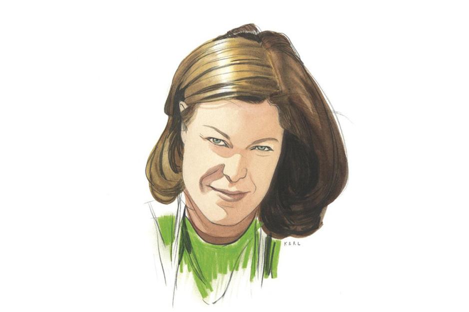 Weervrouw Jill Peeters: 'Ik heb nooit het hoofd laten hangen'