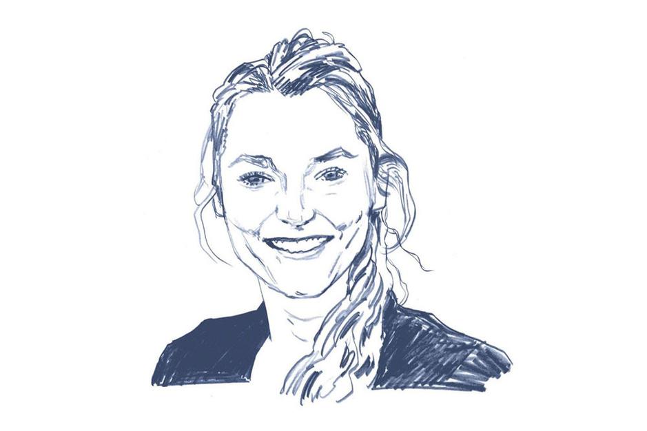 Kerstvragen aan Angelique Van Ombergen: 'Er is tegenwoordig een overaanbod aan holle termen'