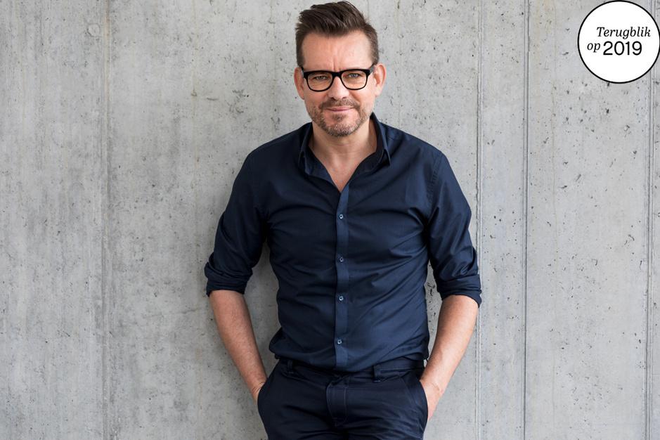 Ooggetuige blikt terug op 2019: Bart Moeyaert wint prijs voor hele oeuvre