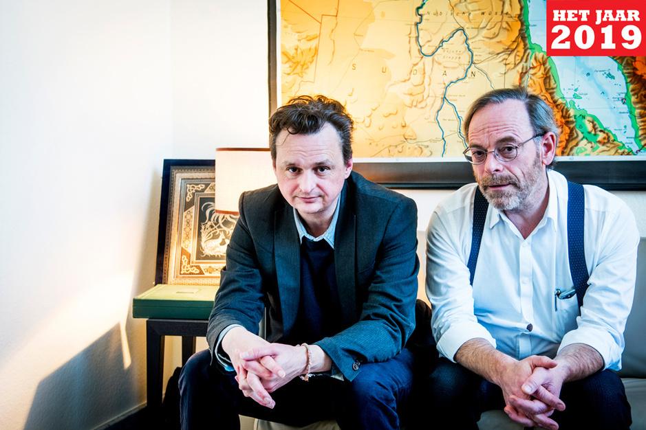Peter De Roover vs. Michael De Cock: 'Een goede kunstenaar trekt zich van niets of niemand iets aan'