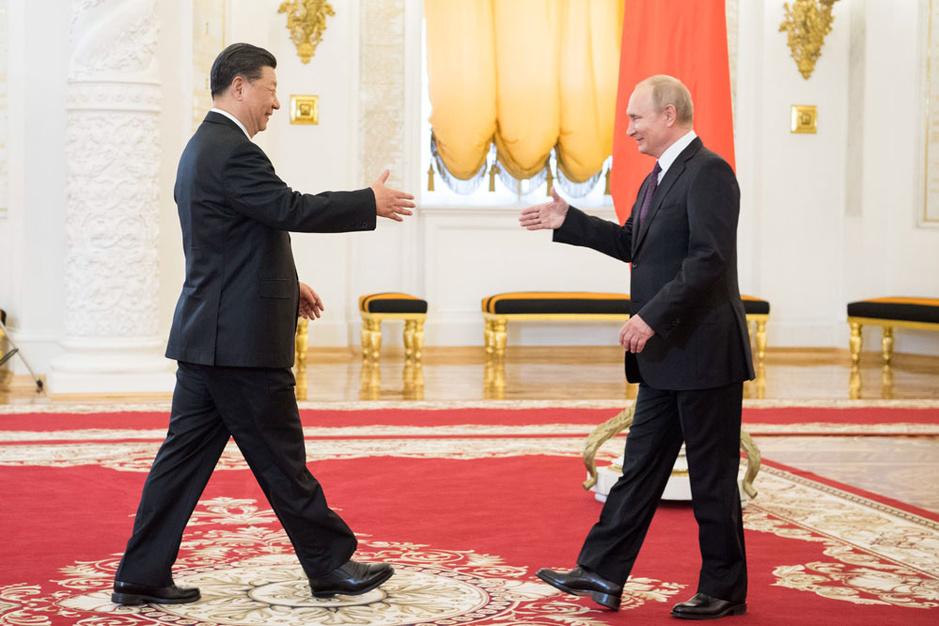Laura Vansina (VUB): 'Westerse sancties drijven Rusland in de armen van China' (video)