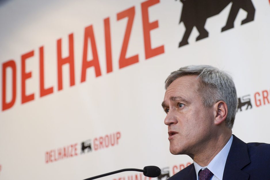 Frans Muller (CEO Ahold Delhaize): 'Delhaize heeft marktaandeel gewonnen'