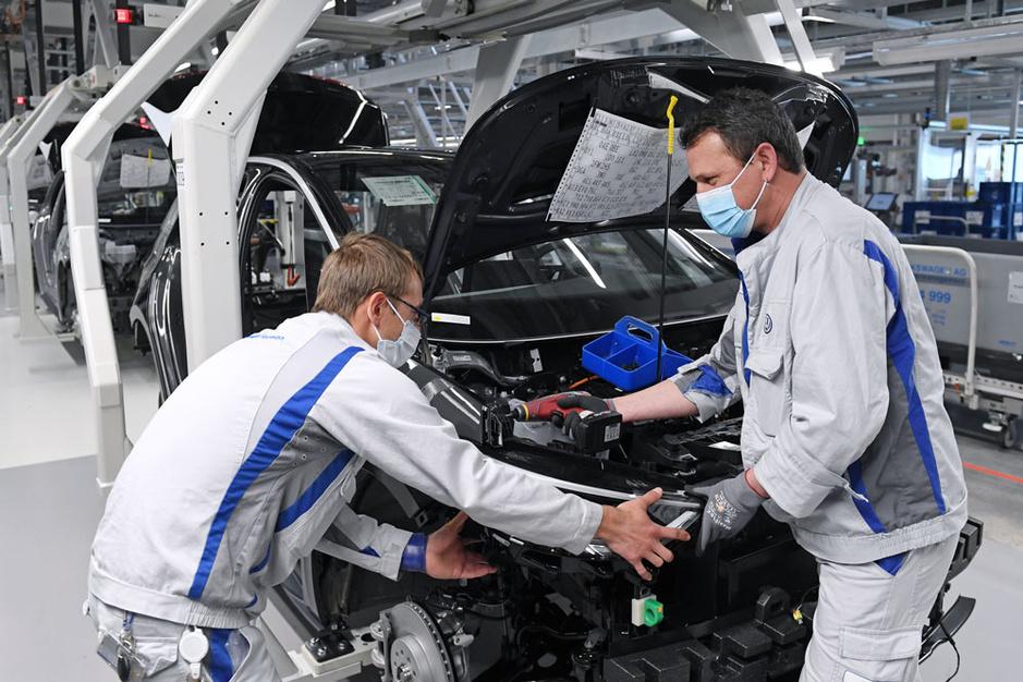 Volkswagen wil geschiedenis schrijven met de ID.3