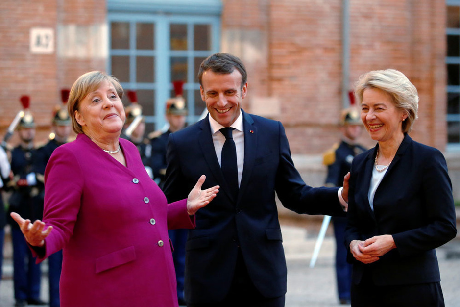 Een smoel voor Europa: vijf beslissende scènes die in de geschiedenisboeken komen