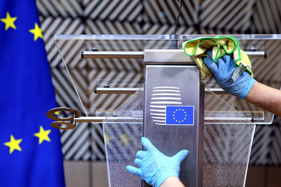 Hoe de coronacrisis Europa maakt of kraakt
