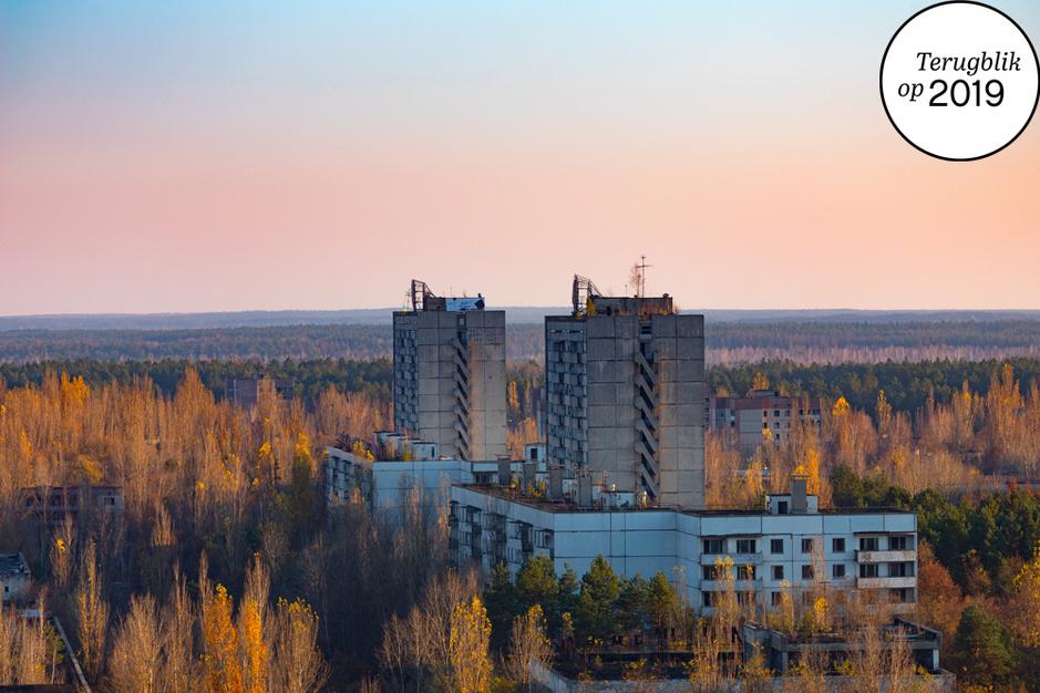 Ooggetuige blikt terug op 2019: toeristen massaal naar Tsjernobyl door HBO-serie