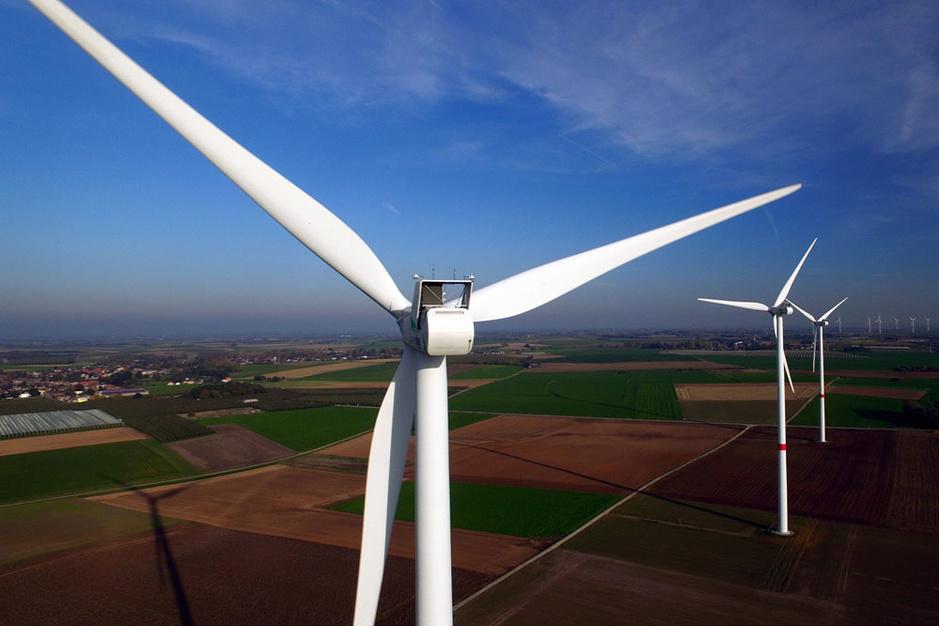Windmolens op land benutten nog maar 10 procent van het potentieel