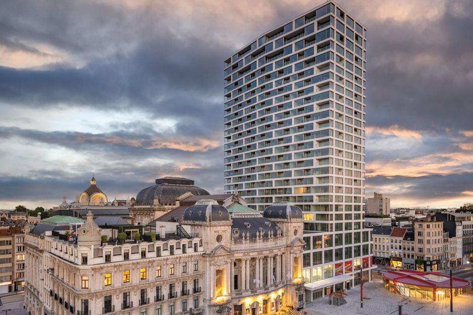 Silversquare neemt zijn intrek in Antwerp Tower