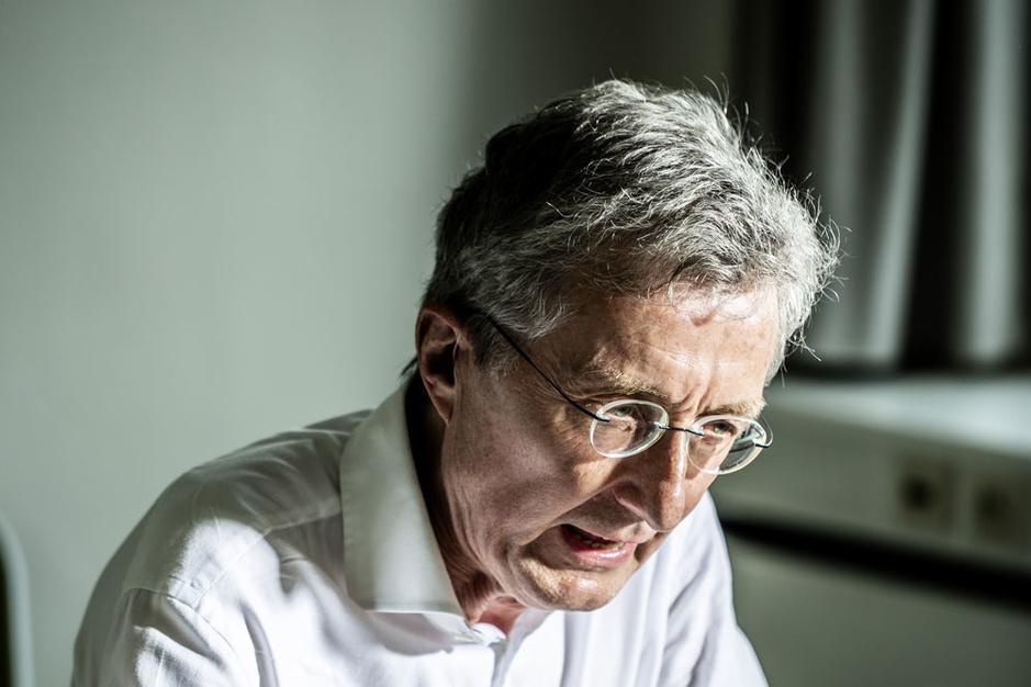 Hoogleraar economie Hendrik Opdebeeck: 'Corona biedt een ongelooflijke kans om de economie breder te organiseren'