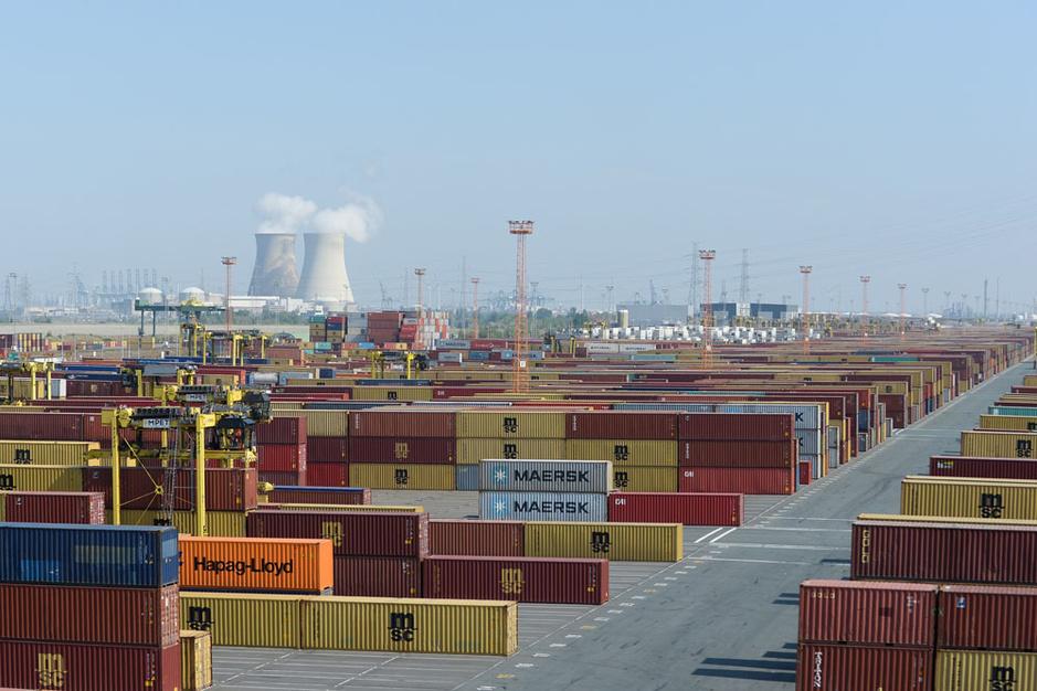 Belgische economie kromp in vierde kwartaal