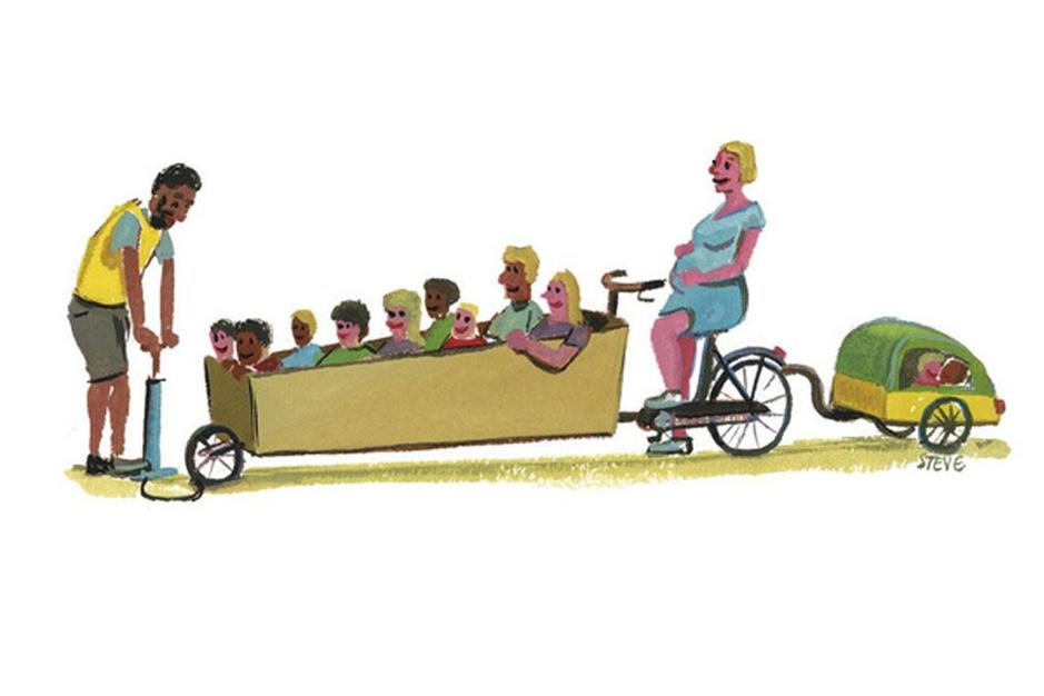 Factcheck: 'Grote gezinnen zijn het gelukkigst'