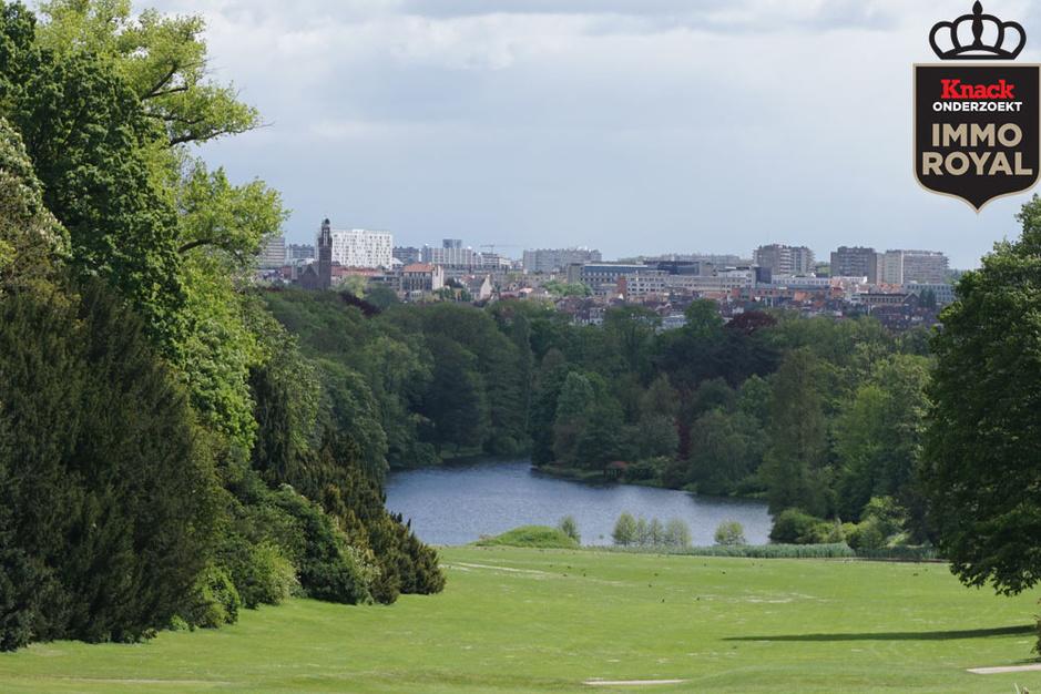 Onderhoud Park van Laken kost belastingbetaler 1 miljoen euro per jaar