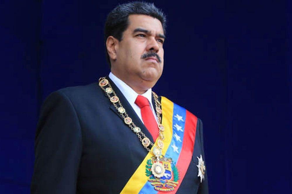 Maduro , Reuters