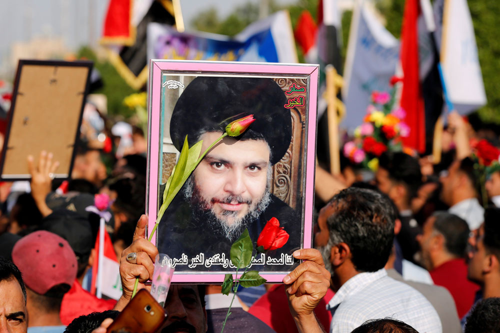 La rue veut plus que des élections — Irak