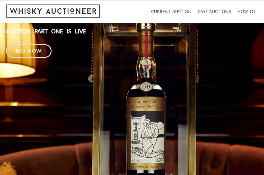 ., Whisky Auctioneer