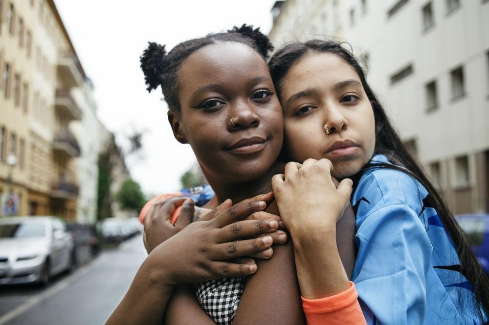 Homme, femme, noir, blanc, bisexuel, transgenre, jeune ou vieux : la génération Z rejette le compartimentage et embrasse la diversité., Getty Images / Willie B. Thomas
