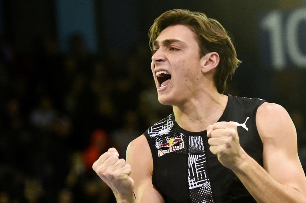 Twee wereldrecords op een goeie week tijd breken.. Dat is niet iedereen gegeven.., Belga Image