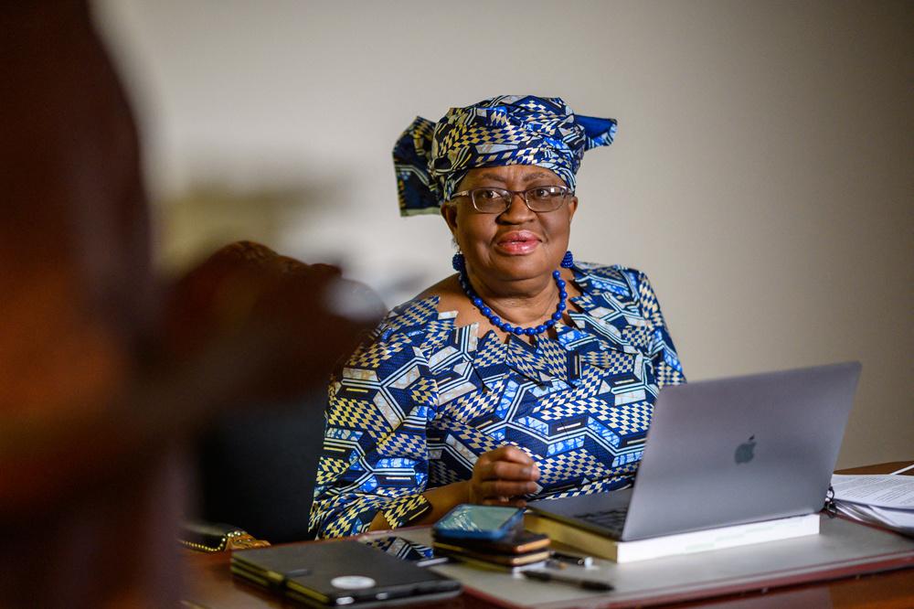 Ngozi Okonjo-Iweala, AFP