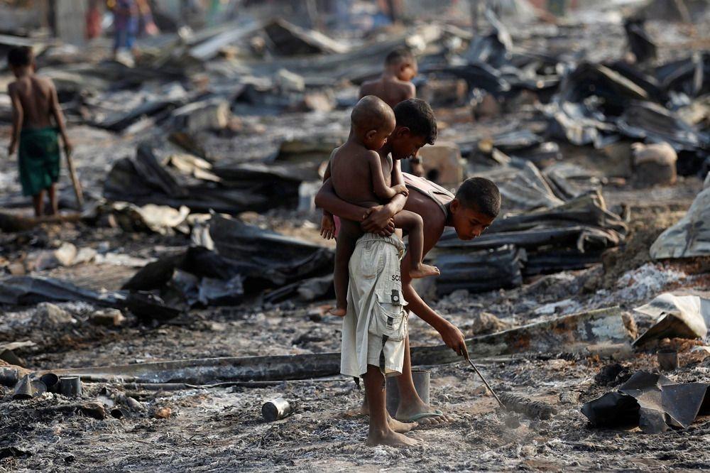 Massacre des Rohingyas : Aung San Suu Kyi nie toute