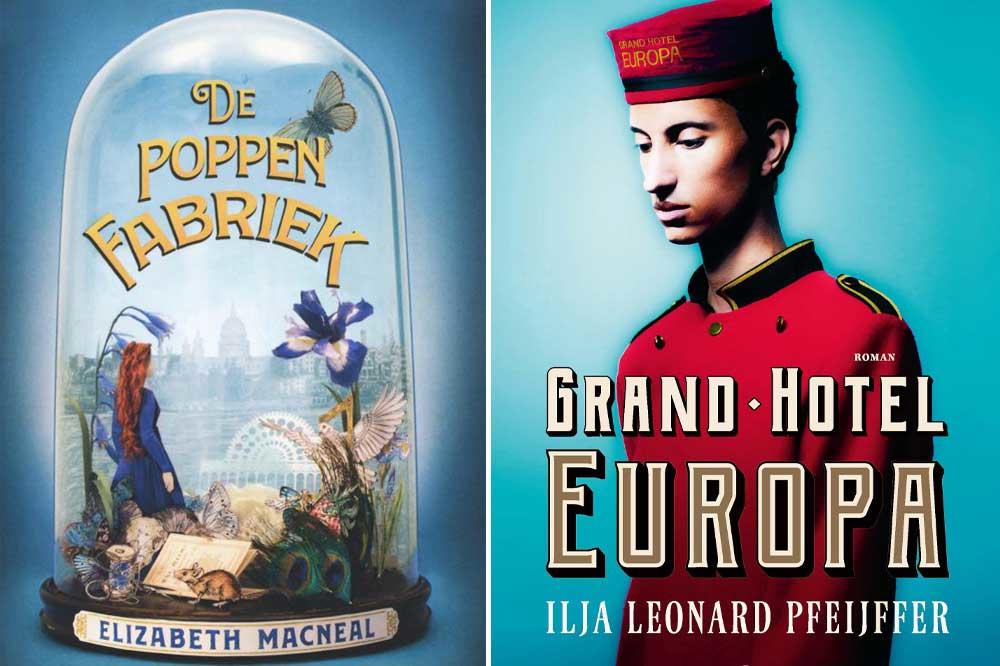 De poppenfabriek, Grand Hotel Europa, Gf