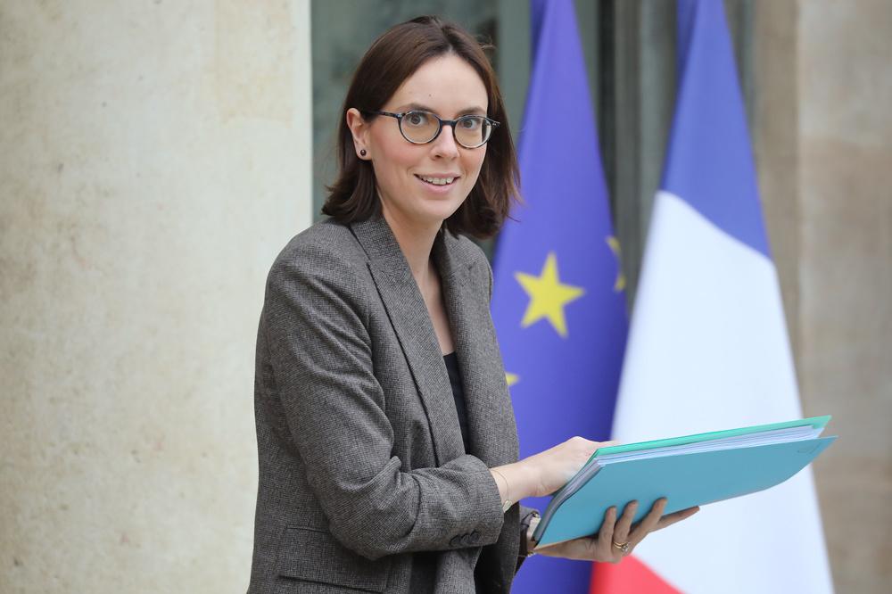 Amélie de Montchalin, Belga