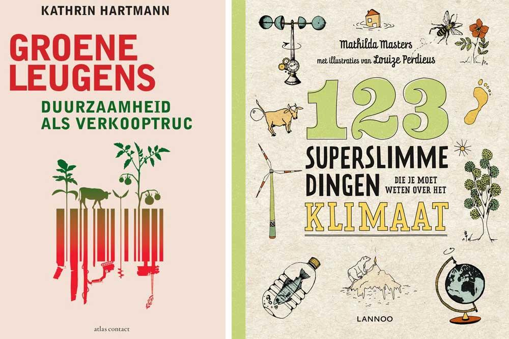 Groene leugens, 123 superslimme dingen die je moet weten over het klimaat, GF