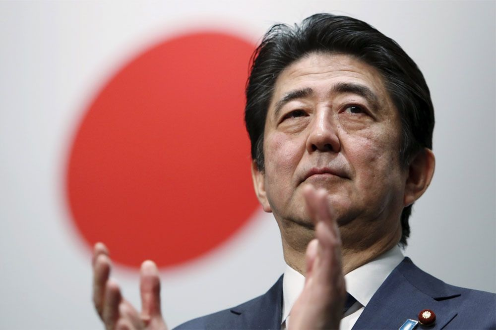 Shinzo Abe, Reuters