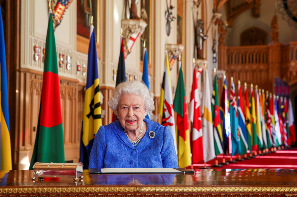 Elizabeth II, Reuters