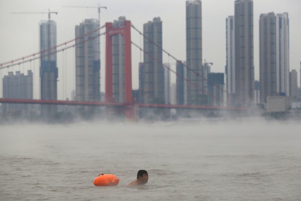 Wuhan, Reuters