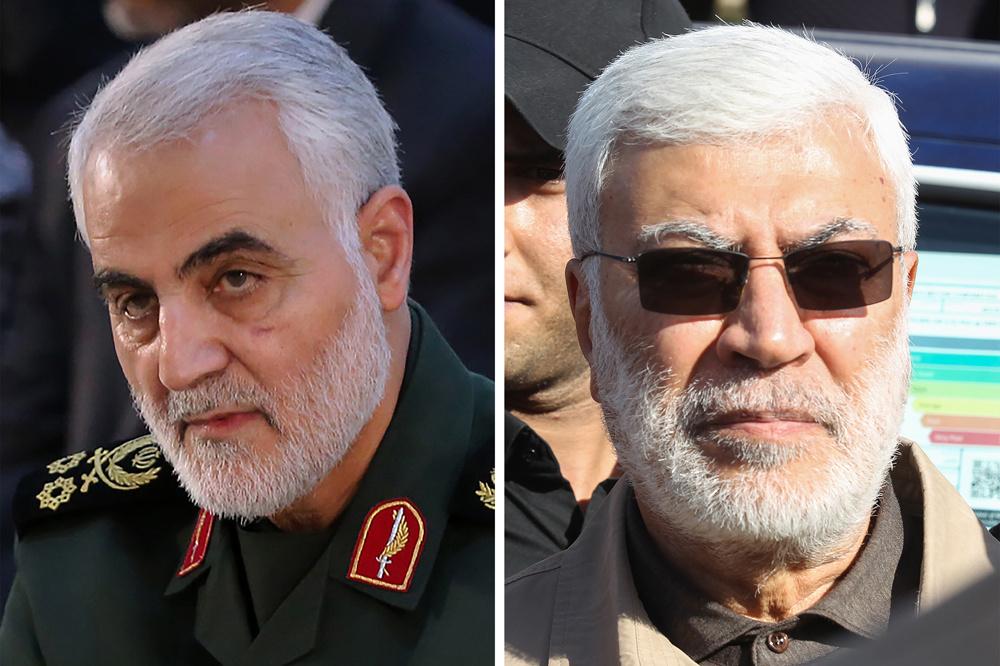 Le général iranien Qassem Soleimani, tué par Washington., Belga