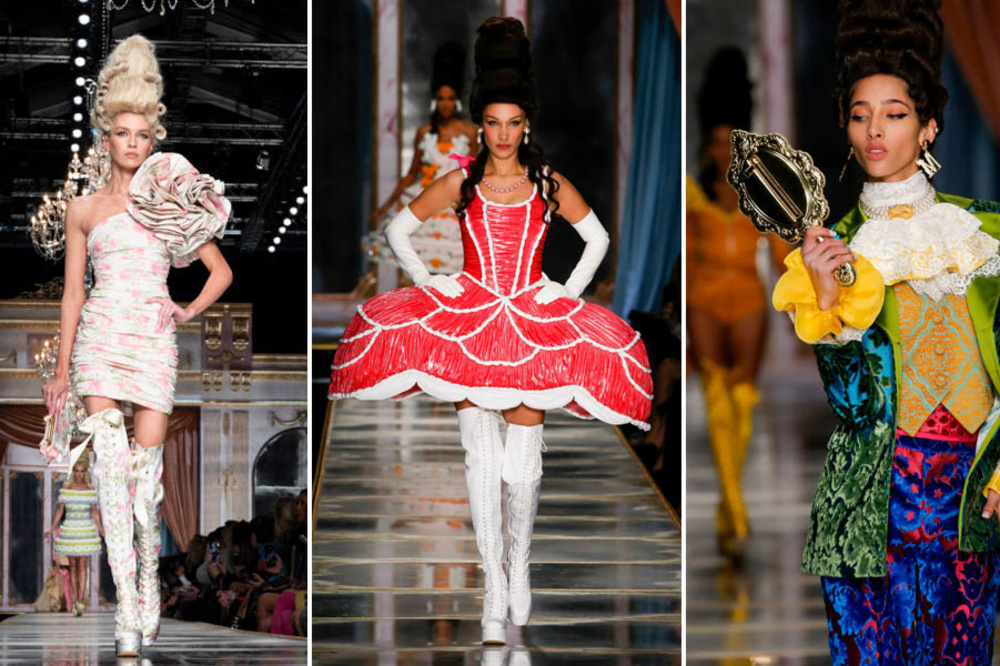 Moschino, Getty Images / Isopix