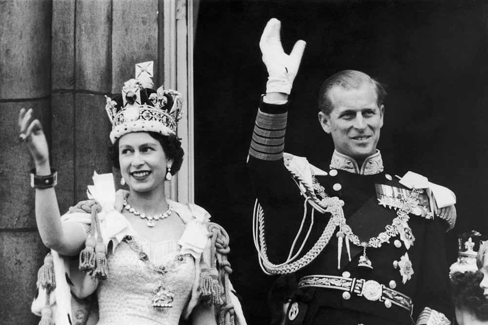 Le Prince Philip, Getty