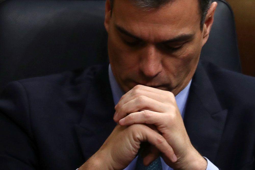 Pedro Sanchez, Reuters