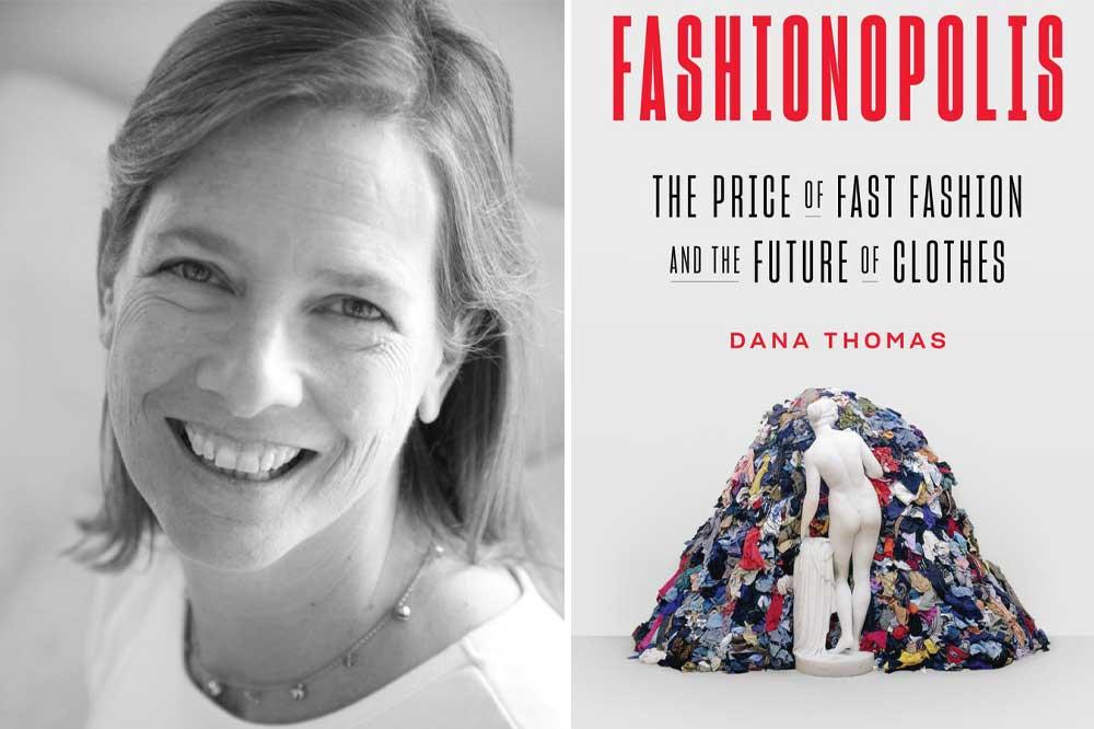 Fashionopolis van Dana Thomas, Michael Roberts Maconochie Photography