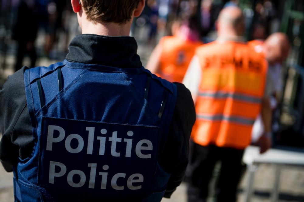 Politieagenten vallen onder de zwaartegraad 4, Belga