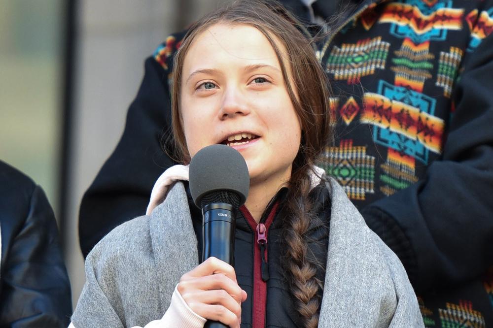 Greta Thunberg, BELGAIMAGE