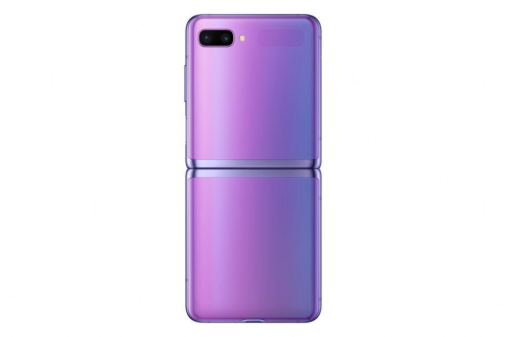 Samsung Galaxy Z Flip, Samsung