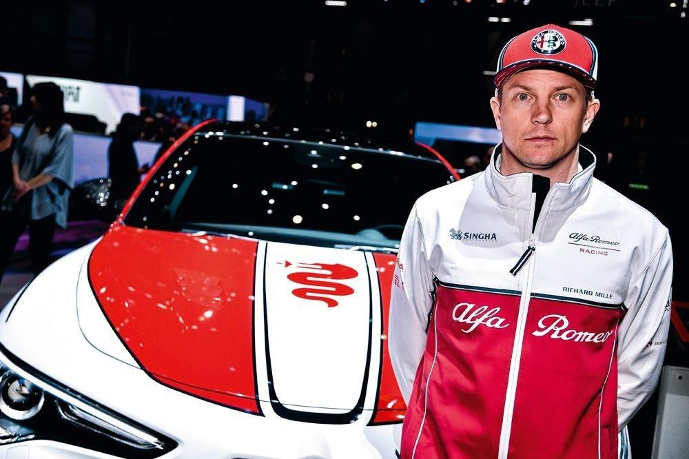 Kimi Räikkönen, belgaimage
