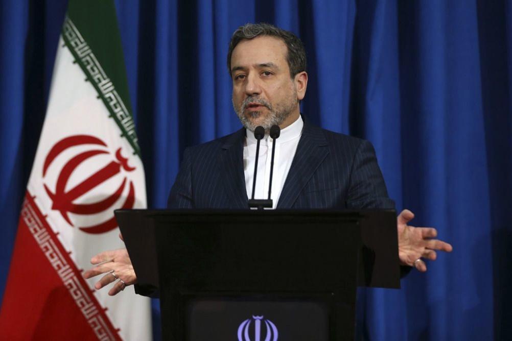 Abbas Araghchi, ISOPIX