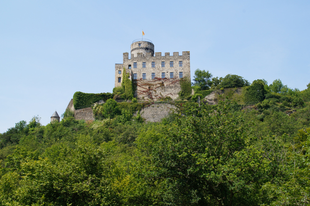 Karden Burg Pyrmont, Germany Travel