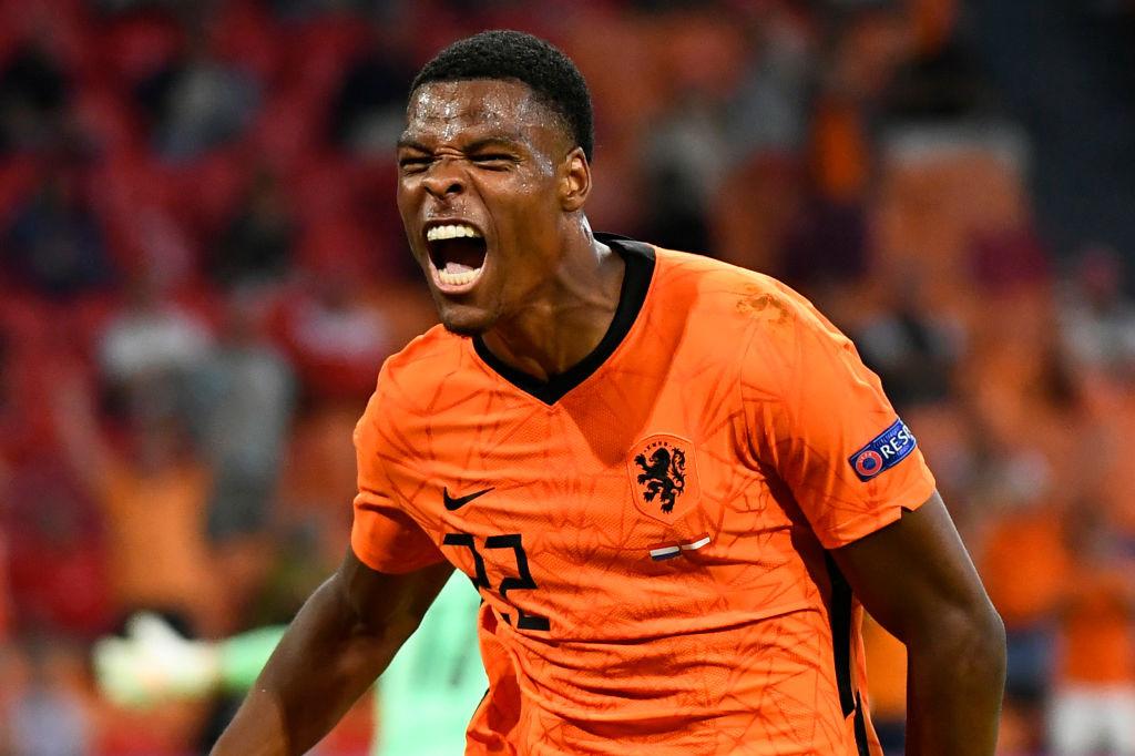 Déjà buteur décisif contre l'Ukraine, le... latéral droit néerlandais s'offre un deuxième goal dans cet Euro et rivalise avec des garçons comme Romelu Lukaku, Ciro Immobile ou Patrik Schick, iStock