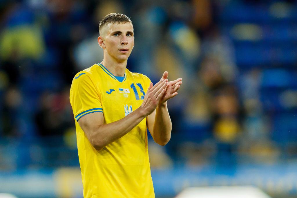 Le défenseur central du Dinamo Kiev rappellera de mauvais souvenirs à Simon Mignolet et à Hans Vanaken puisqu'il était présent lors de la qualification de son club contre le FC Bruges en Europa League., Getty Images/iStock