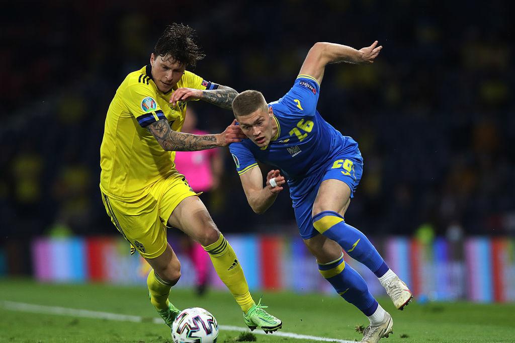 Artem Dovbyk, l'illustre inconnu qui a qualifié l'Ukraine pour les quarts., iStock