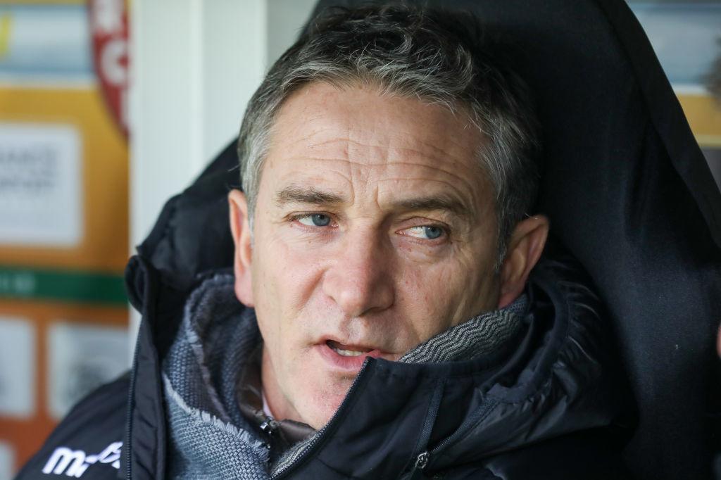 Philippe Montanier., iStock
