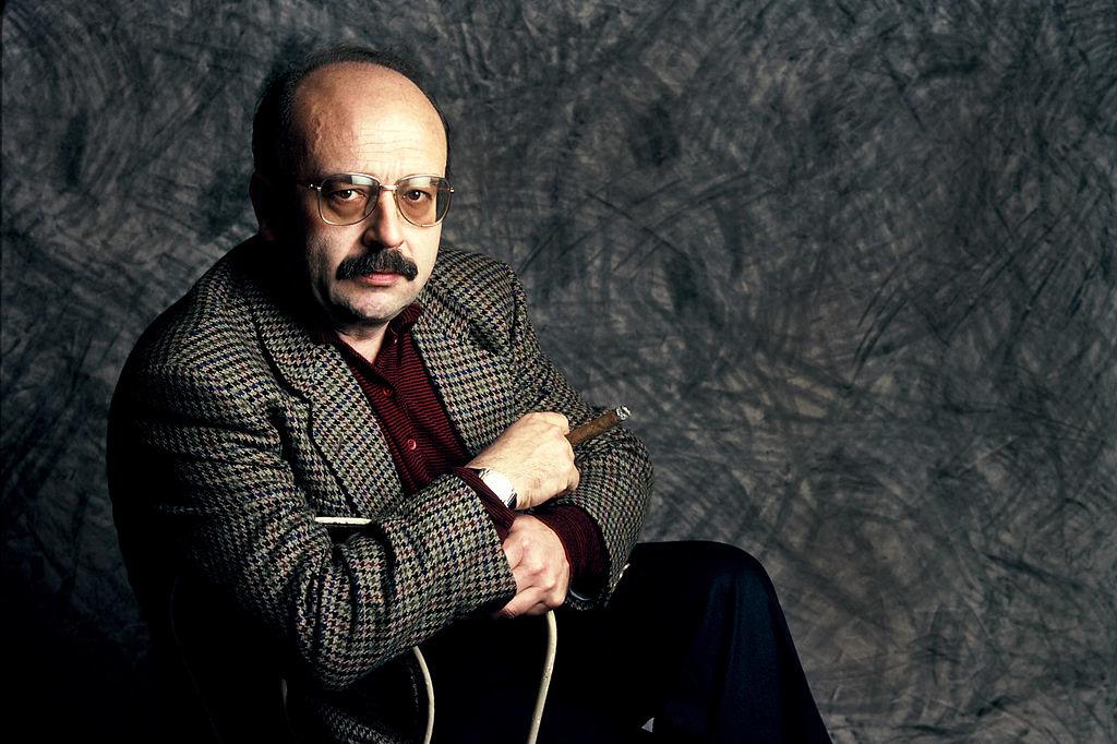 Manuel Vasquez Montalban, intussen overledenn, Getty Images